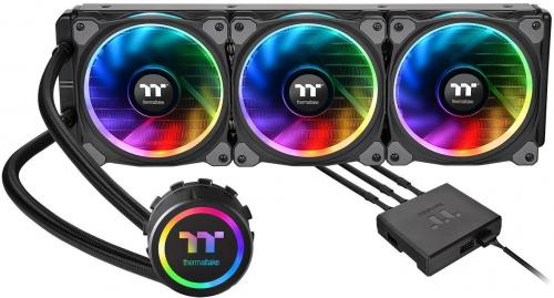 Компьютерная техника :: Корпус и охлаждение :: Cистемы охлаждения :: Thermaltake Floe Riing RGB 360 TT Premium Edition