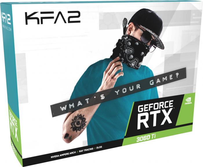 Kfa2 Karta graf. KFA2 GeF RTX