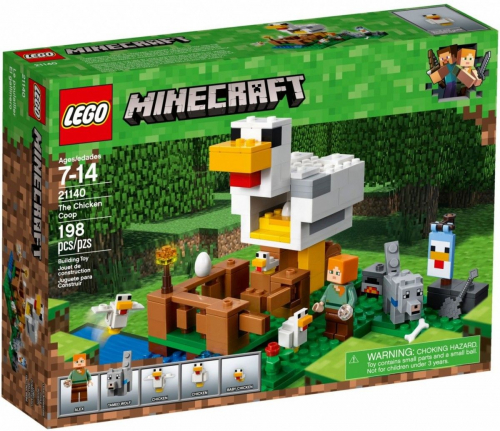 LEGO MINECRAFT Kurnik (21140) LG21140