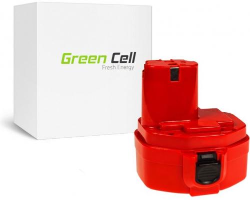 Green Cell Akumulator Makita 1420 1433