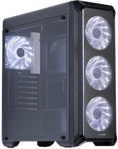 Компьютерная техника :: Корпус и охлаждение :: Корпуса :: Zalman Case i3 Simple Design