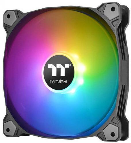 Компьютерная техника :: Корпус и охлаждение :: Cистемы охлаждения :: Thermaltake Fan Pure Plus RGB 14 TT Premium Edition 3 Pack